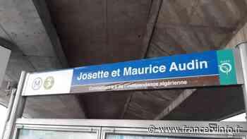 """Bagnolet : des militants rebaptisent la station de métro Gallieni, qui """"représente la colonisation"""" au nom ... - Franceinfo"""