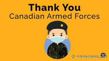Canadian Armed Forces Depart Ontario Long-Term Care Homes - Wawa-news.com