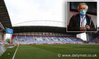 Wigan launch probe into claims their administration was connected to bet on the club being relegated