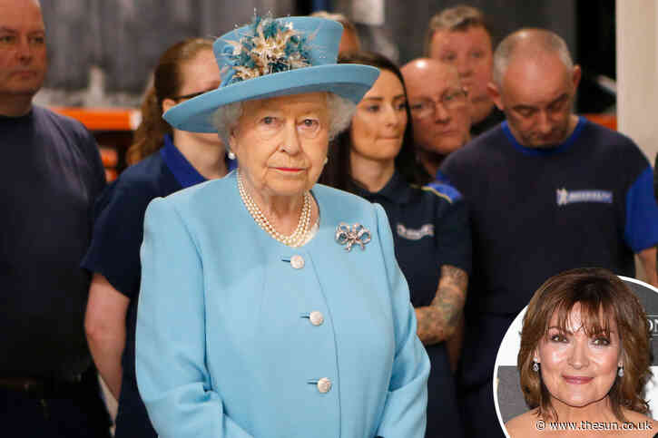 It's shameful to heap more stress on the Queen…both as a monarch and a mum