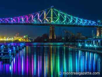 Jacques Cartier Bridge to undergo 'major work blitz' through Monday - Montreal Gazette
