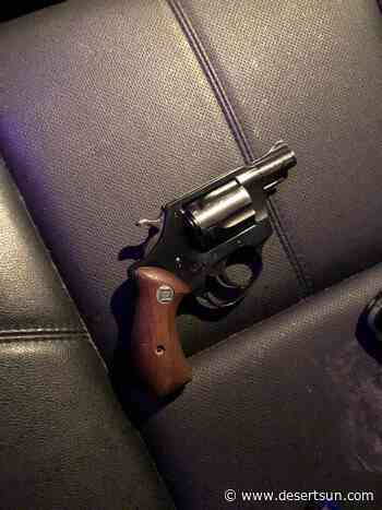 Palm Springs police seize guns, fireworks during traffic stops early Friday - Desert Sun