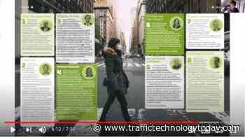 VIDEO: Traffic Technology International launches new digital edition - Traffic Technology Today