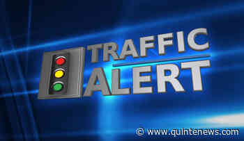 Traffic delays possible at busy intersection - Quinte News