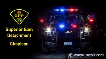 SE OPP Chapleau - Chapleau Male charged after Traffic Complaint - Wawa-news.com