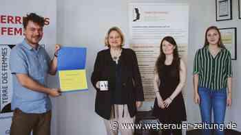 Der Weckruf für Laubach, die Spende für Terre de Femmes und die Männergesellschaft - Wetterauer Zeitung