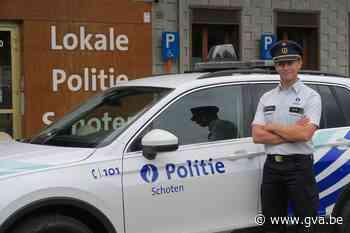 """Korpschef politie stelt jaarcijfers voor: """"Inbrekers die hun huiswerk doen, zullen niet gauw voor Schoten kiezen"""" - Gazet van Antwerpen"""