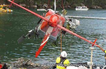Investigator says B.C. pilot impaired by fumes in 2017 Australia crash - Ashcroft Cache Creek Journal