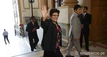 Denuncian a congresista de Acción Popular por recortar sueldos - El Comercio Perú