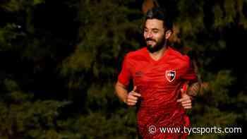 Nacho Scocco no frena y se pone a punto en Rosario - TyC Sports