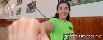 María del Rosario sigue firme en buscar el boleto a JO - Esto