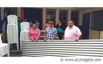 Entregan materiales de construcción a iglesias evangélicas en El Rosario - El 19 Digital