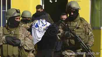 Tras imputación por lavado al jefe de la barra de Rosario Central detienen a su segundo - Télam