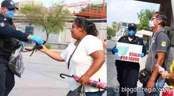 Refuerza Guadalupe uso de cubrebocas en transporte público - Blog del Regio