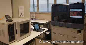 El Hospital Nuestra Señora de Guadalupe comienza el el m ontaje del robot para realizar pruebas PCR de la COVID-19 - Gomera Actualidad