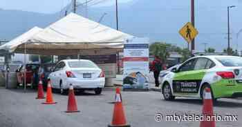 Tránsitos de Guadalupe repartirán cubrebocas a usuarios del camión urbano y automovilistas - Telediario Monterrey