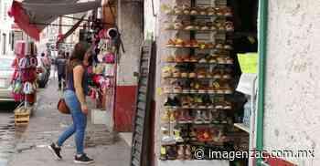 Comerciantes de Guadalupe viven la peor crisis económica - Imagen de Zacatecas, el periódico de los zacatecanos