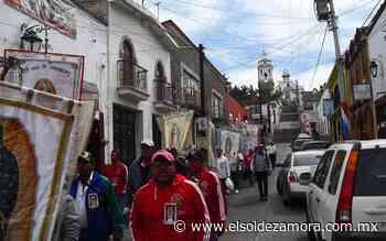 Por Covid-19, cancelan peregrinaciones a Basílica de Guadalupe en Zinapécuaro - El Sol de Zamora