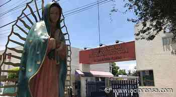 Coronavirus: Imagen de la Virgen de Guadalupe visita hospitales en Ciudad de México - ACI Prensa