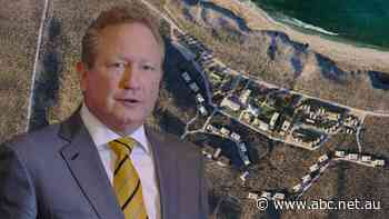A road in front of Andrew Forrest's eco-resort will be moved for 'safety' after one crash in five years