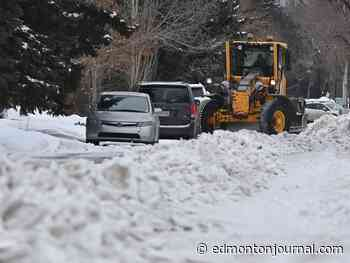 City's proposal to increase residential snow clearing would cost an extra $25 million per year