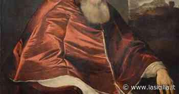 Sgarbi: «Il Comune di Troina ha comprato un falso dipinto di Tiziano» - La Sicilia
