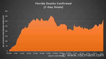 Local Epidemiology Expert Warns Florida Could Suffer More Coronavirus Fatalities