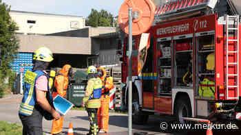 Chemie-Unfall in Freisinger Brauerei - Video zeigt ganzes Ausmaß des Großeinsatzes - merkur.de