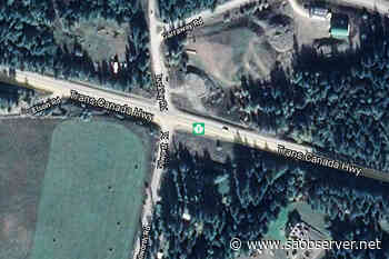 Collision snarls traffic west of Sorrento – Salmon Arm Observer - Salmon Arm Observer