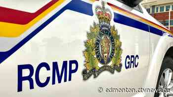 Edson RCMP searching for driver after traffic stop, rollover - CTV News