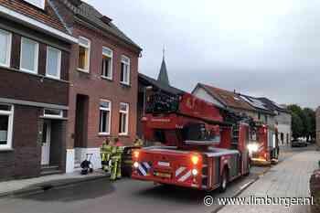 Woningbrand in Voerendaal, bewoners op tijd in veiligheid - De Limburger