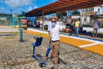 Espaço de Lazer do Caenga será entregue nesta sexta em Olinda - Diário de Pernambuco
