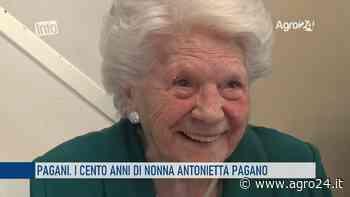 VIDEO - Pagani. Grande festa per i cento anni di Nonna Antonietta Pagano - Agro24