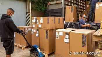 Hospitais de Erechim, Santa Maria, Vacaria e Tramandaí receberão respiradores para leitos de UTI - Secretaria da Saúde