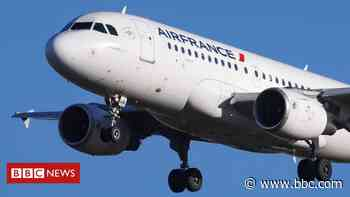 Coronavirus: Air France set to cut more than 7,500 jobs - BBC News