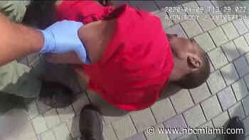 BSO Releases Bodycam Footage of Man Who Died After Struggle With Deputies at FLL