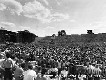 The day Bruce Springsteen rocked Leeds Roundhay Park - Yorkshire Evening Post