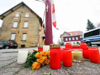 Ellwangen: Eigene Familie erschossen: Prozess gegen mutmaßlichen Sechsfachmörder von Rot am See beginnt - SÜDKURIER Online