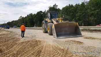 Verkehr: A10-Beton wird bei Erkner zu Krümeln - Märkische Onlinezeitung