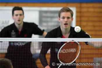 Badminton-Verband startet früh, obwohl Hallen noch dicht sind - Ruhr Nachrichten