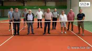 Indoor-Erlebniswelt entsteht: Lasertag löst Badminton ab | svz.de - svz.de