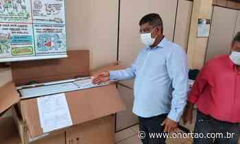 VITÓRIA CONTRA O COVID-19: Prefeitura de Candeias do Jamari recebe 02 respiradores - O Nortão Jornal