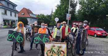 Pop-up-Radwege scheitern in Warburg an den Vorgaben - Neue Westfälische
