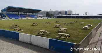 Barrow rugby club to turn pitch into beer garden for up to 300 people - Accrington Observer