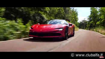 Ferrari SF90 Stradale: ecco un altro test effettuato sul circuito di Fiorano - ClubAlfa.it