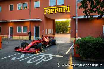 F1 | Leclerc a Fiorano - FormulaPassion.it