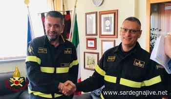 Cambio al vertice per i Vigili del fuoco: arriva il comandante Bentivoglio Fiandra - Sardegna Live