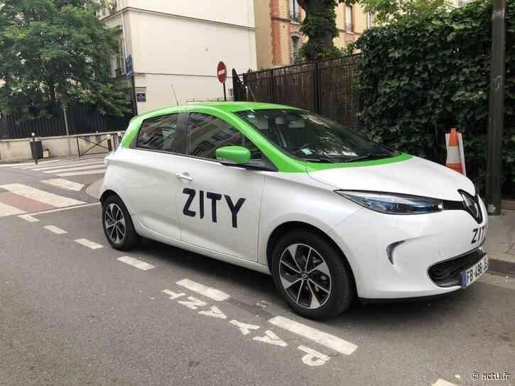 Avec Zity, les voitures électriques en libre-service débarquent à Boulogne-Billancourt - actu.fr