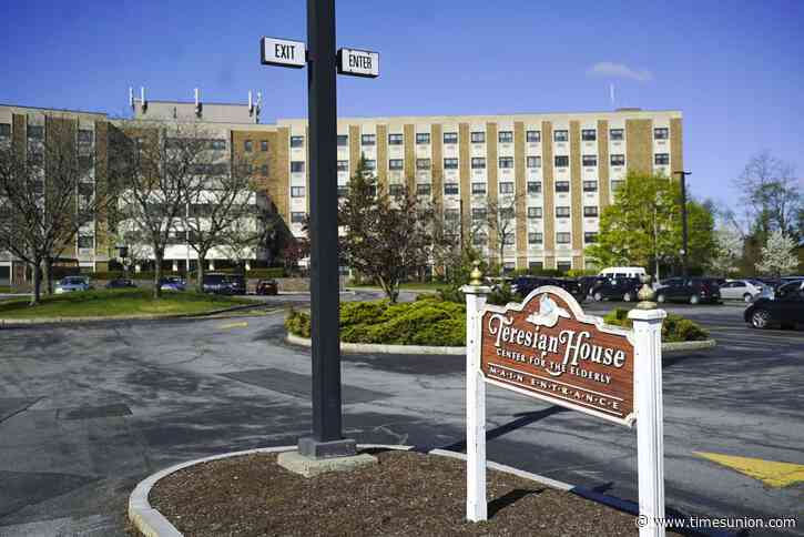 Visitor ban takes toll on NY nursing home residents, loved ones