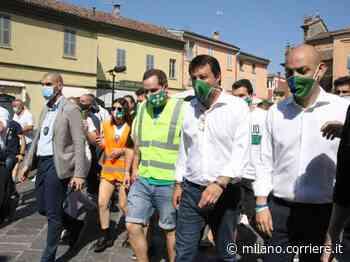 Codogno, nuovo attacco di Salvini al governo: «Il bonus vacanze? Una follia» - Corriere della Sera